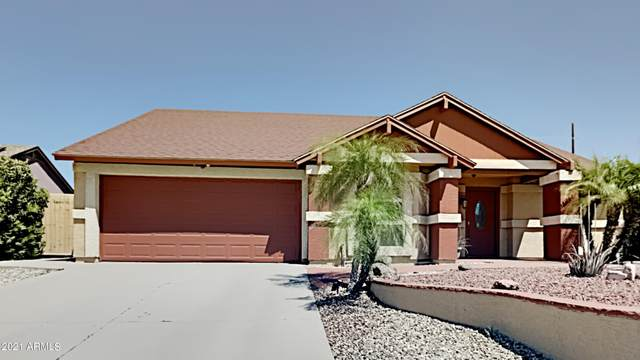 7730 W Shaw Butte Drive, Peoria, AZ 85345 (MLS #6224465) :: The Property Partners at eXp Realty