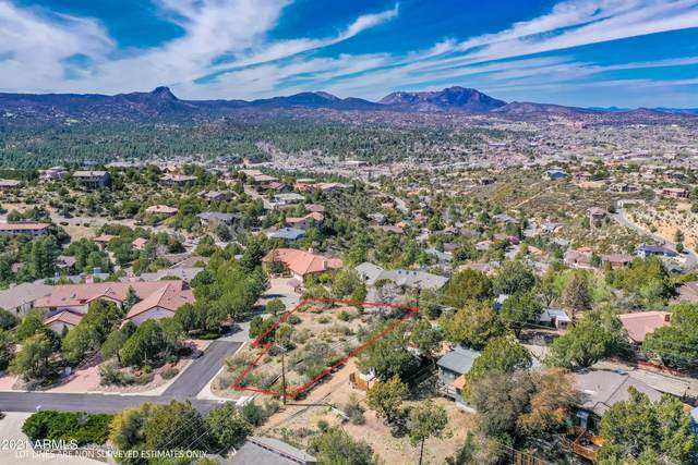210 Partridge Lane, Prescott, AZ 86303 (MLS #6224476) :: Yost Realty Group at RE/MAX Casa Grande