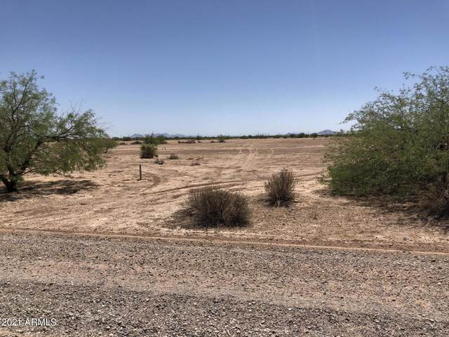 0 W Nugget Road, Arizona City, AZ 85123 (MLS #6224477) :: The Laughton Team