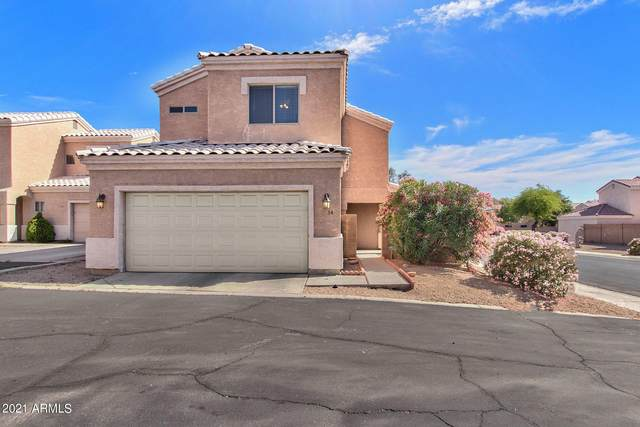 1750 W Union Hills Drive #34, Phoenix, AZ 85027 (MLS #6224493) :: My Home Group