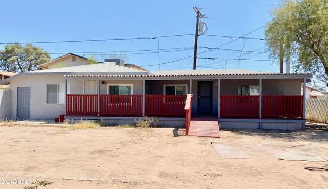 210 N Casa Grande Avenue, Casa Grande, AZ 85122 (MLS #6224499) :: Yost Realty Group at RE/MAX Casa Grande