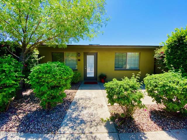 1850 E Maryland Avenue #16, Phoenix, AZ 85016 (MLS #6224500) :: ASAP Realty