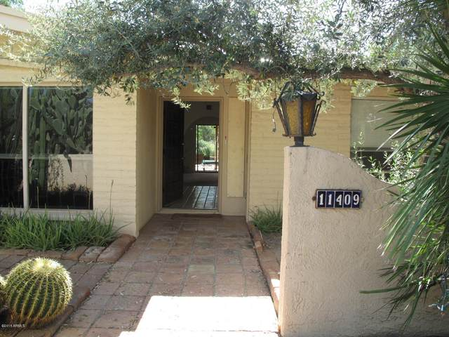 11409 N Blackheath Road, Scottsdale, AZ 85254 (MLS #6224505) :: The Laughton Team