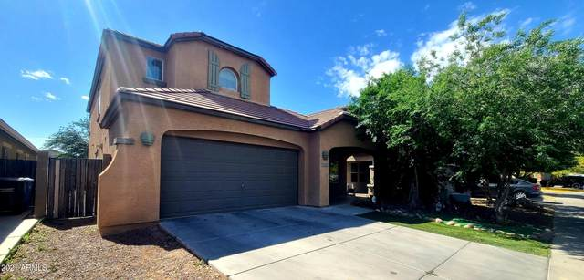 9305 W Milkweed Loop, Phoenix, AZ 85037 (MLS #6224511) :: Yost Realty Group at RE/MAX Casa Grande