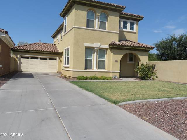 1150 N Crosscreek Drive, Chandler, AZ 85225 (MLS #6224512) :: The Property Partners at eXp Realty
