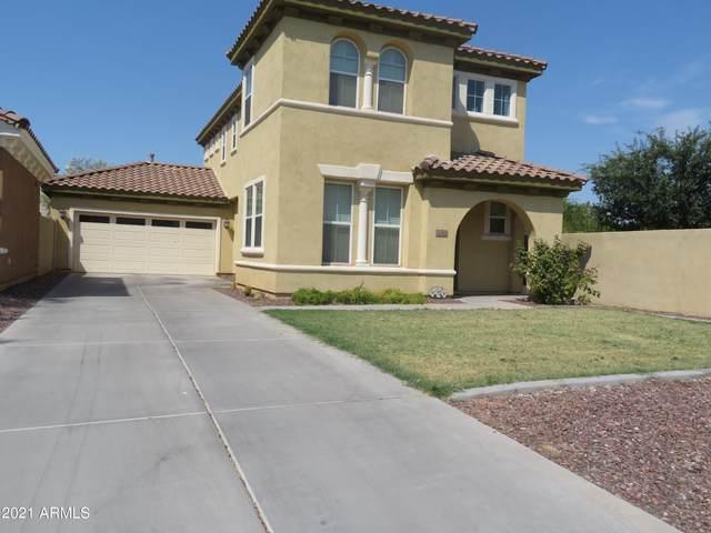 1150 N Crosscreek Drive, Chandler, AZ 85225 (MLS #6224512) :: Lucido Agency
