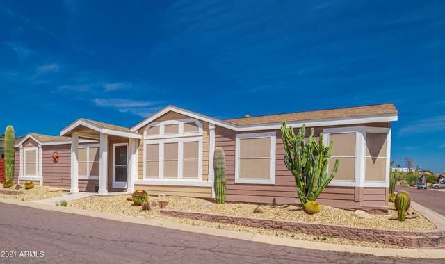 2501 W Wickenburg Way #59, Wickenburg, AZ 85390 (MLS #6224517) :: Yost Realty Group at RE/MAX Casa Grande