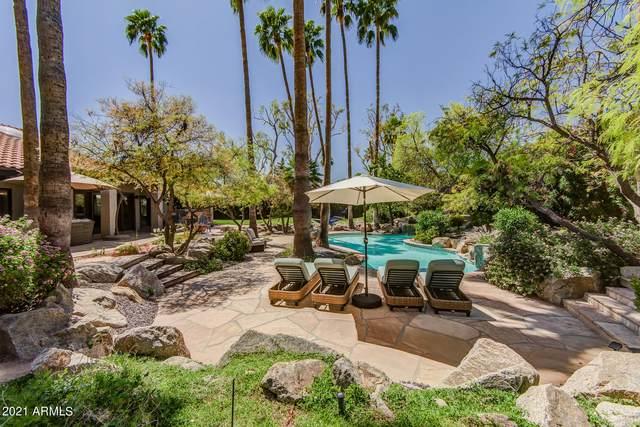 7240 E Sunnyside Drive, Scottsdale, AZ 85260 (MLS #6224526) :: The Carin Nguyen Team