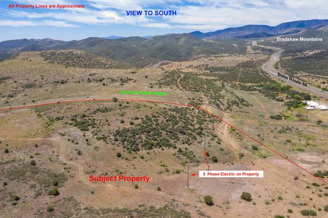 40 ACRES Humboldt Az (No Address), Humboldt, AZ 86329 (MLS #6224532) :: Sheli Stoddart Team | M.A.Z. Realty Professionals