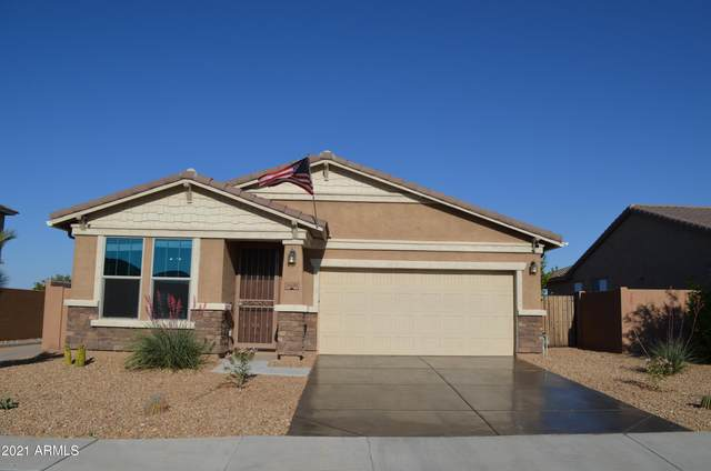 21609 N Diamond Drive, Maricopa, AZ 85138 (MLS #6224540) :: Yost Realty Group at RE/MAX Casa Grande