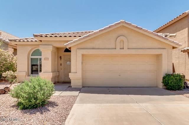 974 N Bradley Drive, Chandler, AZ 85226 (MLS #6224541) :: Yost Realty Group at RE/MAX Casa Grande