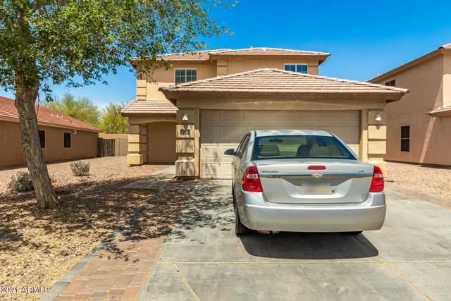 22354 W Solano Drive, Buckeye, AZ 85326 (MLS #6224543) :: Yost Realty Group at RE/MAX Casa Grande