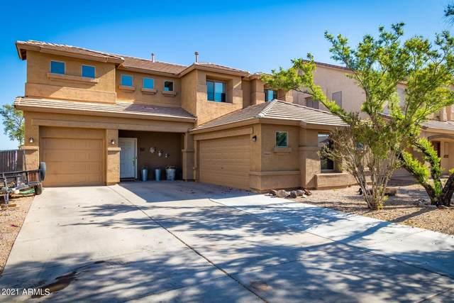 10660 E Cliffrose Lane, Florence, AZ 85132 (MLS #6224570) :: The Riddle Group