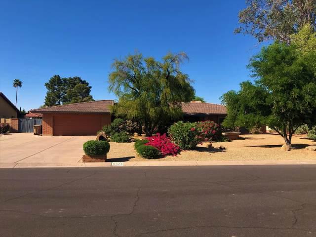 5424 E Crocus Drive, Scottsdale, AZ 85254 (MLS #6224576) :: Midland Real Estate Alliance