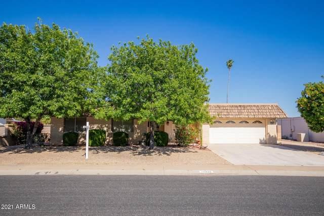 14025 N Lakeforest Drive, Sun City, AZ 85351 (MLS #6224582) :: Yost Realty Group at RE/MAX Casa Grande
