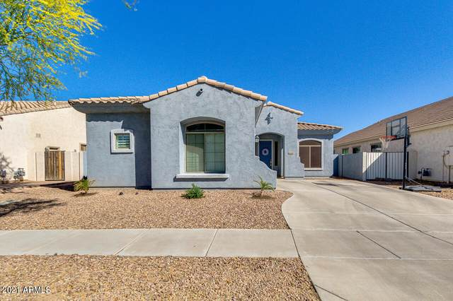 4151 E Marshall Avenue, Gilbert, AZ 85297 (MLS #6224602) :: Openshaw Real Estate Group in partnership with The Jesse Herfel Real Estate Group