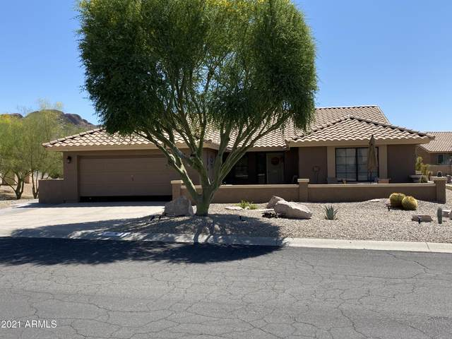 5321 S Cassia Road, Gold Canyon, AZ 85118 (MLS #6224625) :: The Riddle Group