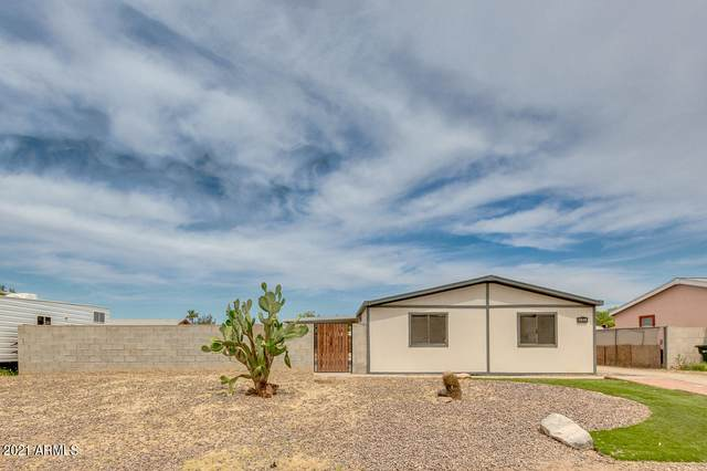3814 W Quail Avenue, Glendale, AZ 85308 (MLS #6224673) :: The Property Partners at eXp Realty