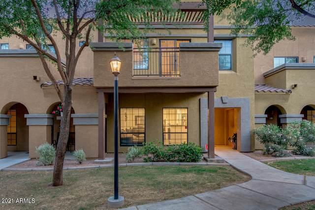 1702 E Bell Road #109, Phoenix, AZ 85022 (MLS #6224682) :: Devor Real Estate Associates