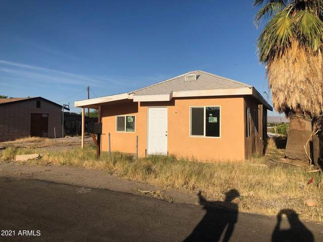 657 S Cemetery Avenue, Yuma, AZ 85364 (MLS #6224686) :: The Copa Team | The Maricopa Real Estate Company
