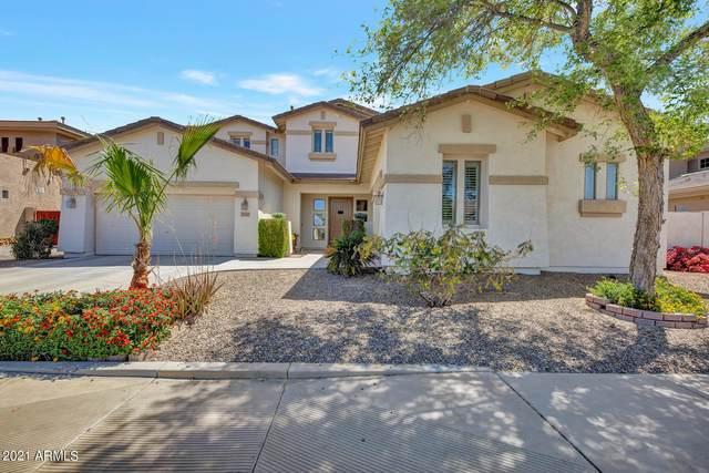 5541 S Big Horn Place, Chandler, AZ 85249 (MLS #6224694) :: Lucido Agency