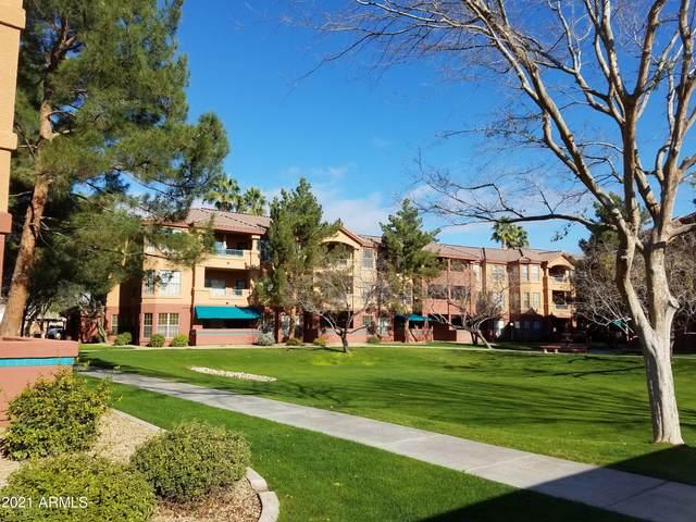 14950 W Mountain View Boulevard #4107, Surprise, AZ 85374 (MLS #6224706) :: Midland Real Estate Alliance