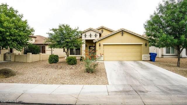 675 Hayes Drive, Sierra Vista, AZ 85635 (MLS #6224710) :: The Carin Nguyen Team