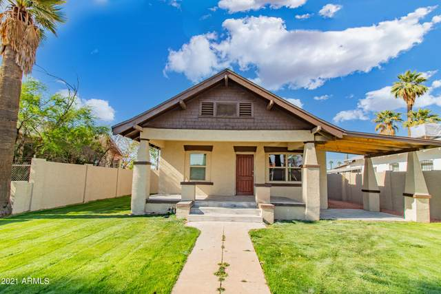 2142 W Monroe Street, Phoenix, AZ 85009 (MLS #6224712) :: Yost Realty Group at RE/MAX Casa Grande