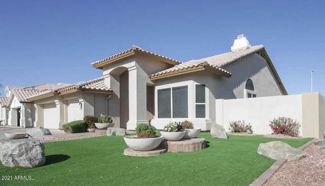 301 N Kenneth Place, Chandler, AZ 85226 (MLS #6224714) :: Keller Williams Realty Phoenix