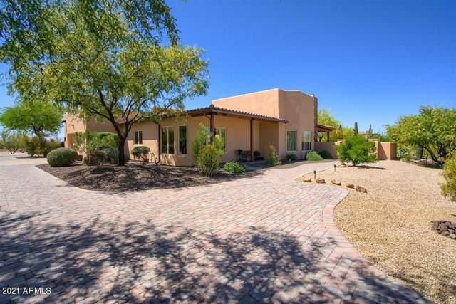 4335 E Dynamite Boulevard, Cave Creek, AZ 85331 (MLS #6224740) :: Yost Realty Group at RE/MAX Casa Grande