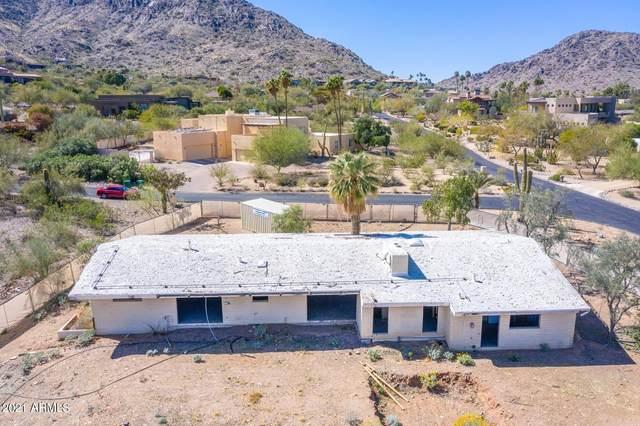 8335 N Lillian Lane, Paradise Valley, AZ 85253 (MLS #6224744) :: Yost Realty Group at RE/MAX Casa Grande
