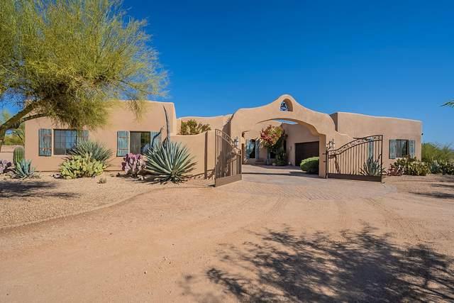 14146 E Peak View Road, Scottsdale, AZ 85262 (MLS #6224749) :: Yost Realty Group at RE/MAX Casa Grande