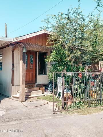 6512 W Van Buren Street #23, Phoenix, AZ 85043 (MLS #6224751) :: Maison DeBlanc Real Estate