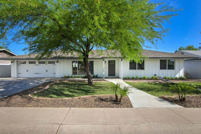 6816 E Vernon Avenue, Scottsdale, AZ 85257 (MLS #6224758) :: Yost Realty Group at RE/MAX Casa Grande