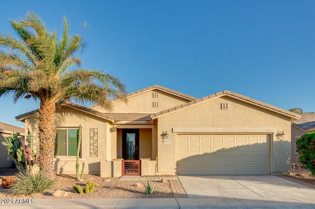 42613 W Kingfisher Drive, Maricopa, AZ 85138 (MLS #6224765) :: Yost Realty Group at RE/MAX Casa Grande
