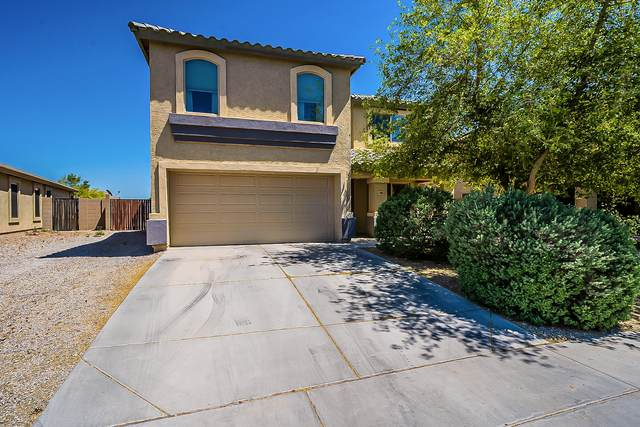 4997 S 235TH Drive, Buckeye, AZ 85326 (MLS #6224772) :: Yost Realty Group at RE/MAX Casa Grande