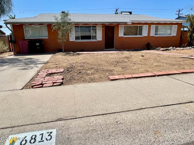 6813 E Loma Land Drive, Scottsdale, AZ 85257 (MLS #6224777) :: Lucido Agency