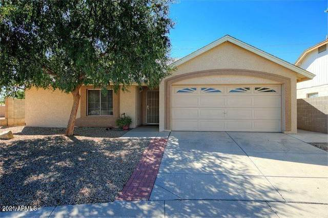 10225 W Pasadena Avenue, Glendale, AZ 85307 (MLS #6224780) :: Yost Realty Group at RE/MAX Casa Grande