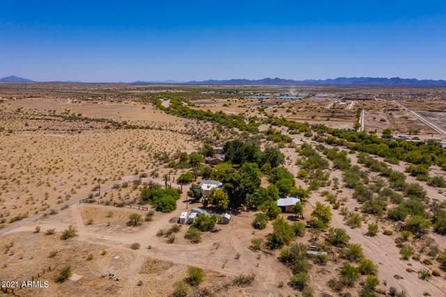 14751 S Airport Road, Buckeye, AZ 85326 (MLS #6224806) :: Maison DeBlanc Real Estate