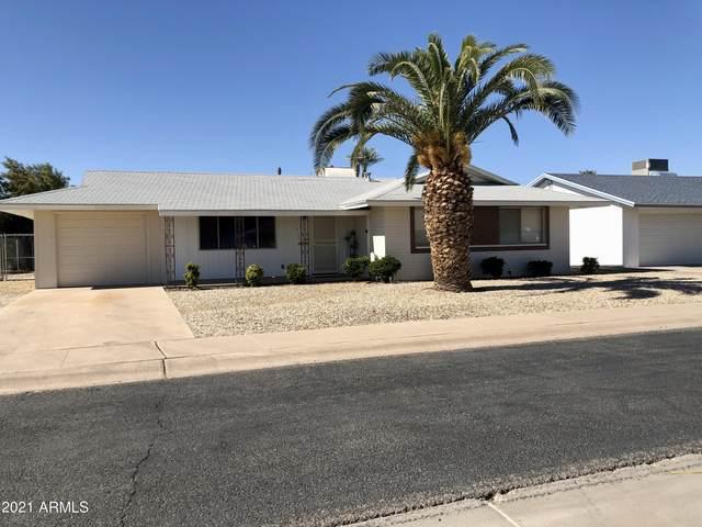 11824 N Cherry Hills Drive E, Sun City, AZ 85351 (MLS #6224807) :: Yost Realty Group at RE/MAX Casa Grande