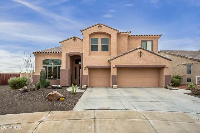 2303 W Coyote Wash Drive, Phoenix, AZ 85085 (MLS #6224823) :: Yost Realty Group at RE/MAX Casa Grande