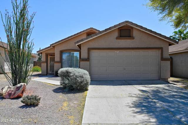5065 S Louie Lamour Drive, Gold Canyon, AZ 85118 (MLS #6224843) :: Howe Realty