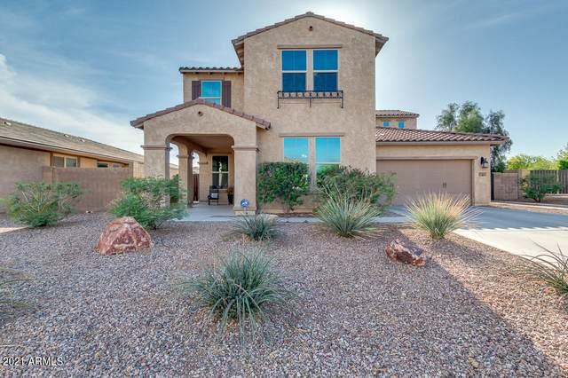 4340 N 181ST Drive, Goodyear, AZ 85395 (MLS #6224848) :: Yost Realty Group at RE/MAX Casa Grande