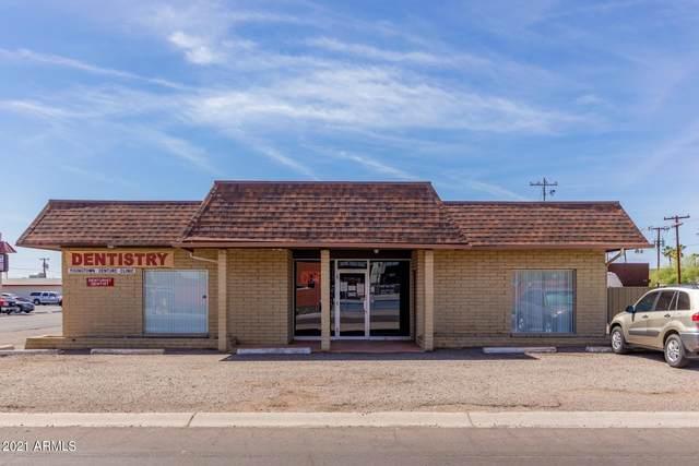 11100 W Michigan Avenue, Youngtown, AZ 85363 (#6224859) :: Long Realty Company