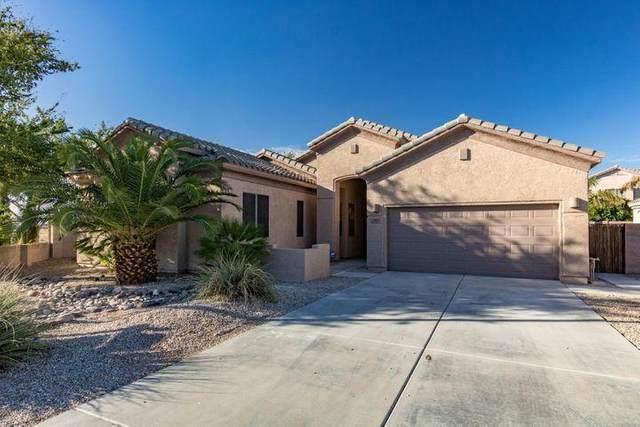9454 W Salter Drive, Peoria, AZ 85382 (MLS #6224866) :: Yost Realty Group at RE/MAX Casa Grande