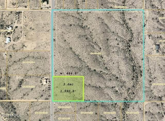 0 N 335th Avenue, Buckeye, AZ 85396 (MLS #6224867) :: Devor Real Estate Associates