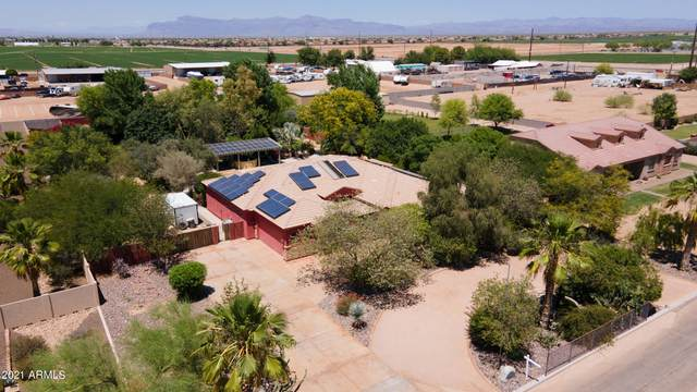 3200 E Horse Mesa Trail, San Tan Valley, AZ 85140 (MLS #6224884) :: Scott Gaertner Group