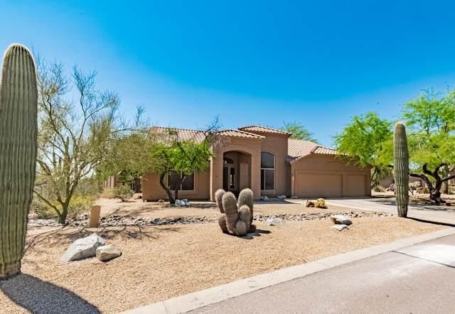 29420 N 67TH Way, Scottsdale, AZ 85266 (MLS #6224887) :: Lucido Agency