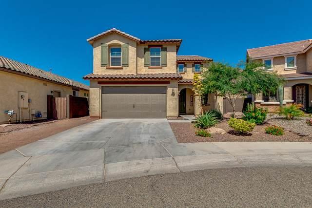 25224 N 56TH Avenue, Phoenix, AZ 85083 (MLS #6224896) :: Yost Realty Group at RE/MAX Casa Grande