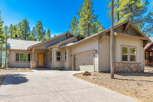 4645 W Braided Rein, Flagstaff, AZ 86005 (#6224898) :: Luxury Group - Realty Executives Arizona Properties